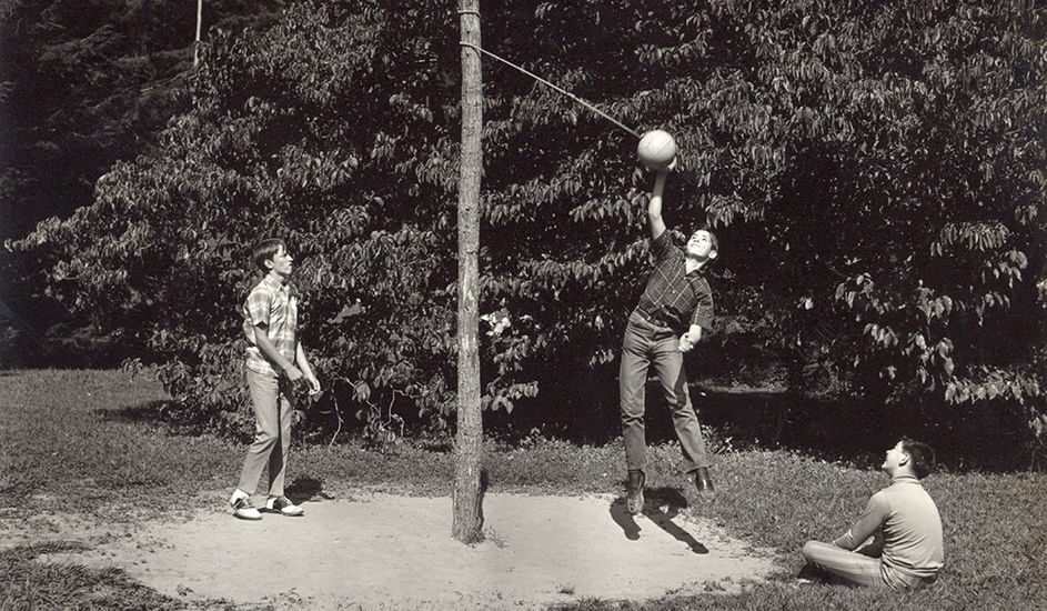 Tetherball-1969