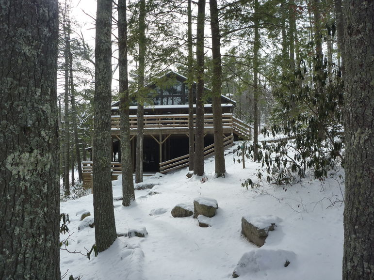 Miller Lodge at Falling Creek Camp