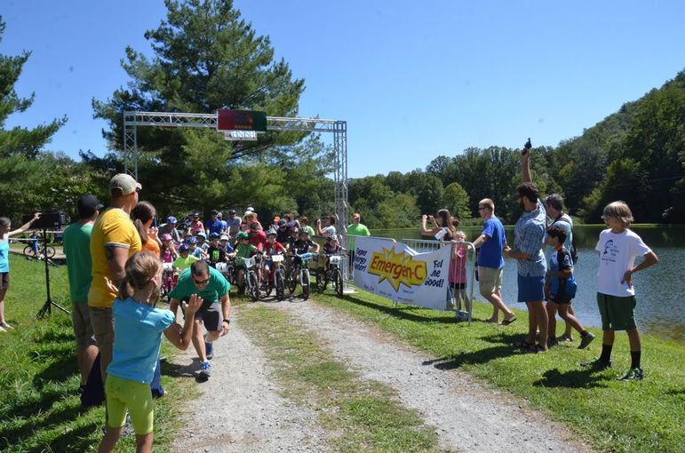 Carolina Youth Mountain Bike League Youth Race