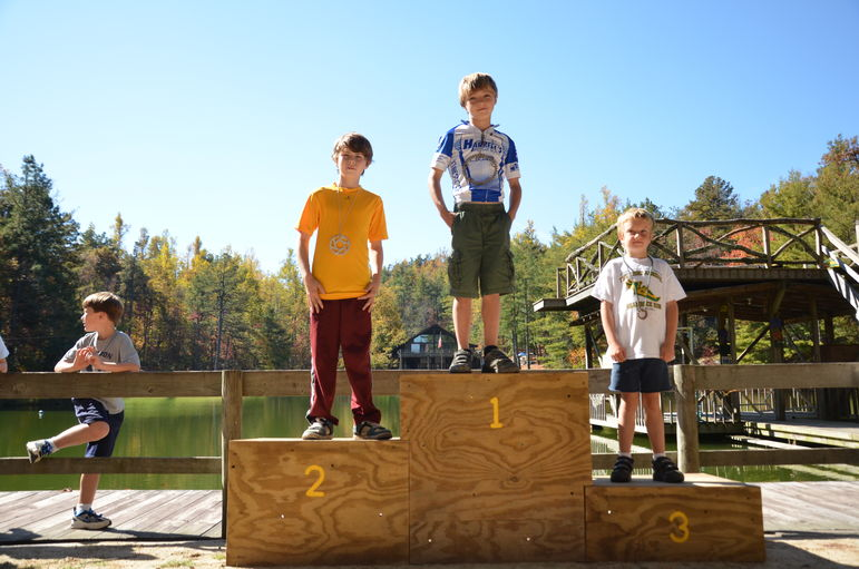 FCC Camper Ben Warren takes 2nd place in the 2011 CYMBL Championship Race