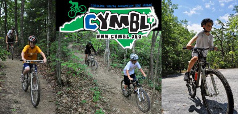 Youth Mountain Biking at Camp