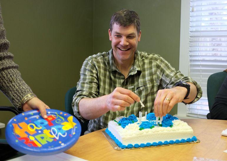 Happy Birthday Yates