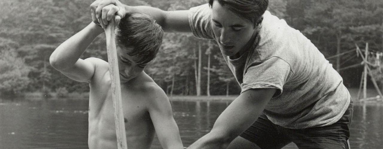 Canoe Instruction