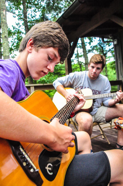 Falling Creek Guitar