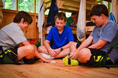 cabin games