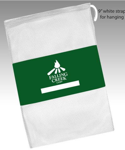 falling creek camp laundry bag