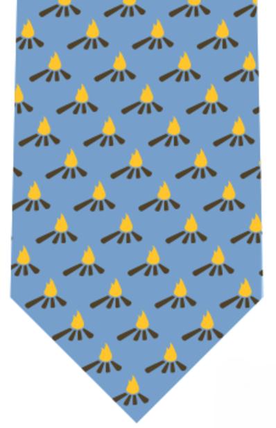 falling creek tie