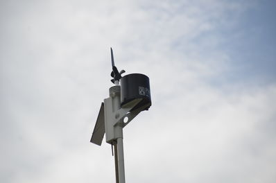 falling creek weather station