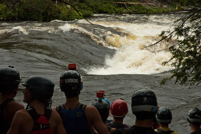 Falling Creek HUCK Ottawa