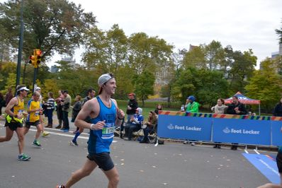 Wilson NYC marathon
