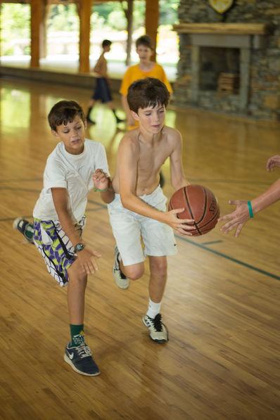 falling creek basketball