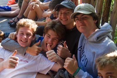 FLINT Camper Leadership Program for 10th Grade Campers