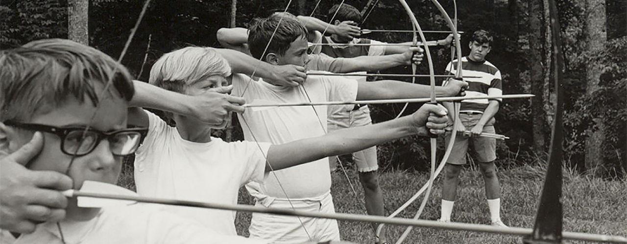 nc-boys-camp-historical-archive-archery2