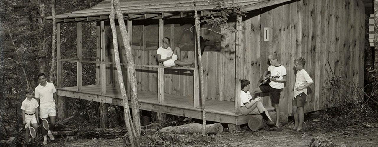 Boys Cabin