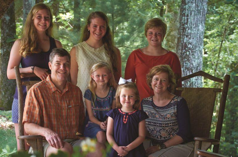 The Pharr Family