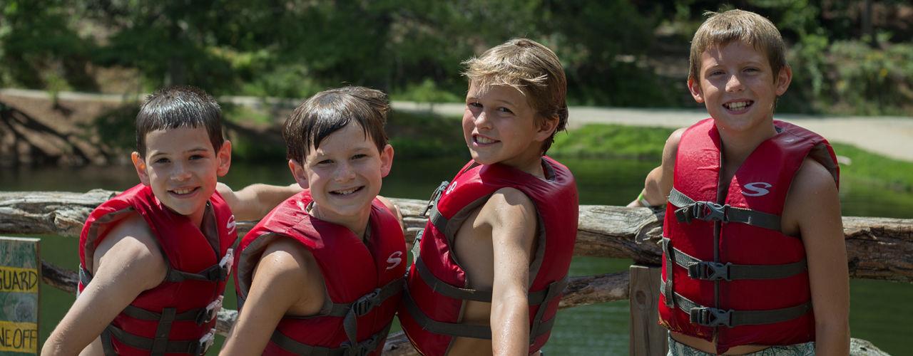 Juniorcampswimmers