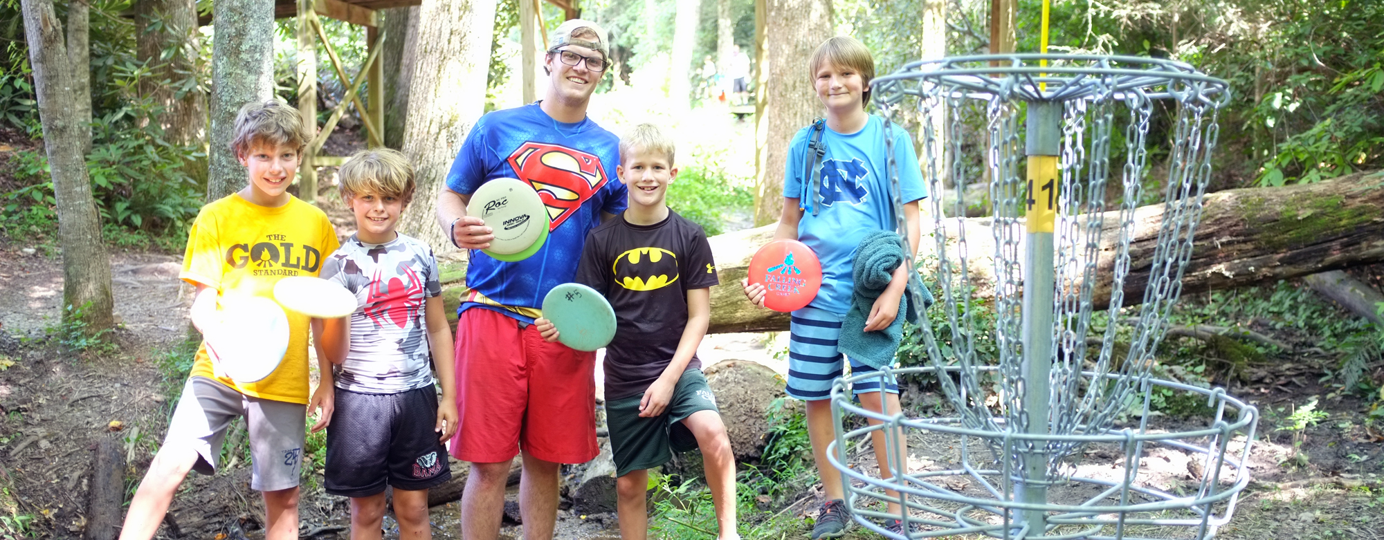 Falling Creek Camp for Boys is a traditional summer camp ...
