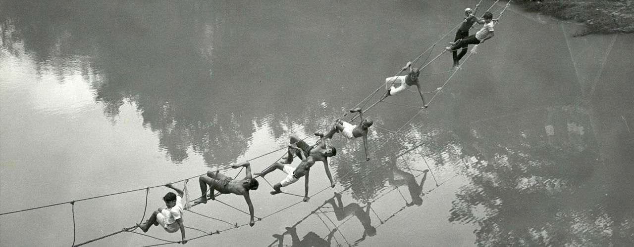 nc-boys-camp-historical-archive-rope-bridge2