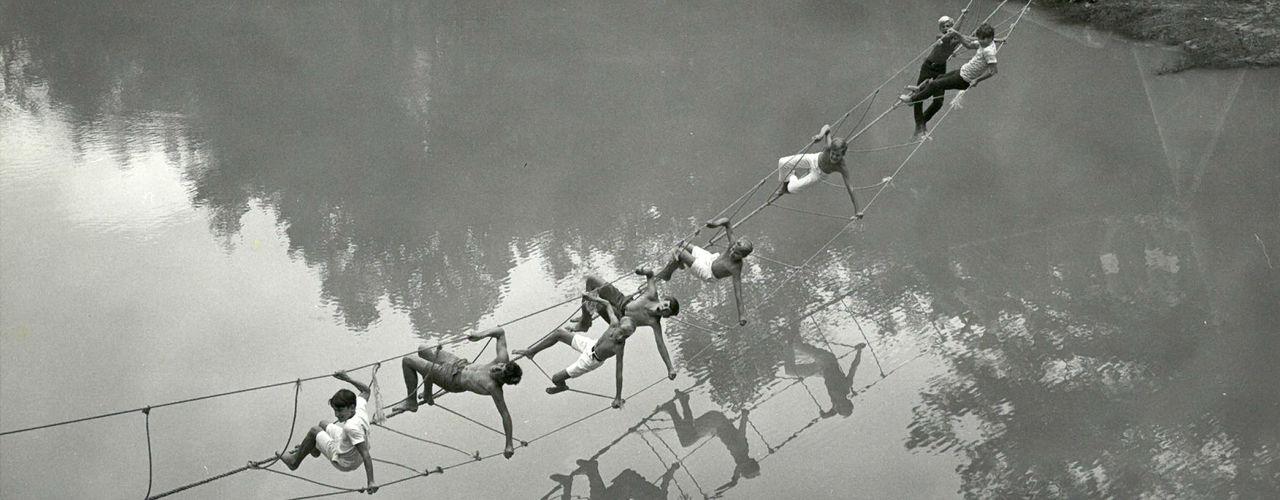 nc-boys-camp-historical-archive-rope-bridge2