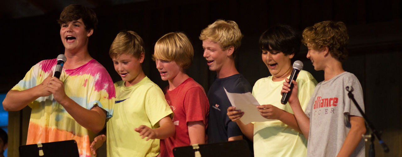 Talent-show-camper-group