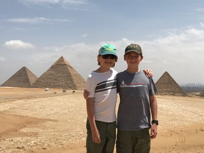 Campers-in-giza-egypt