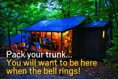 Pack your trunk... you'll want to be at our camp alumni reunion when the bell rings!