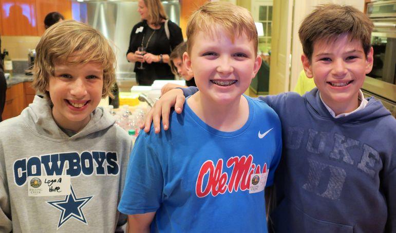 Camp friends in Dallas!