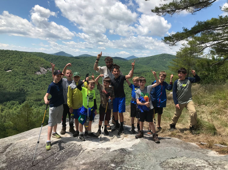 Peaks of Panthertown backpacking 3-day returned today!
