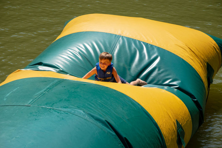 You only have to try the blob once to find out how much fun it is!