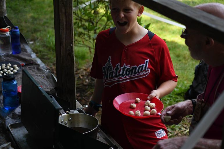 Even decades later, Longenecker Lumps are still a favorite treat among campers
